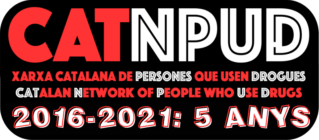 CATNPUD, Catalan Network of People who Use Drugs